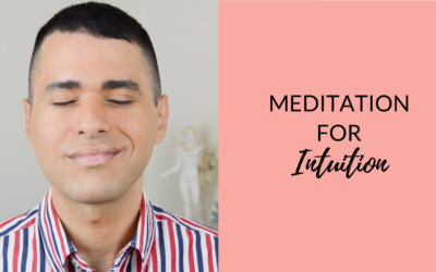 Meditation for Intuition ?️ | Third Eye Opening Meditation