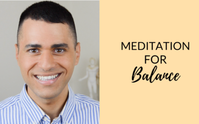 Meditation For Balance ⚖️ | Guided Meditation For Relaxation