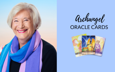 Archangel Oracle Cards ?| Archangel Sandalphon Meditation w/ Diana Cooper
