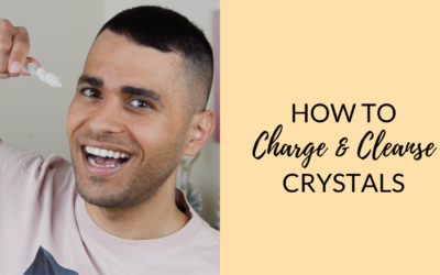 How to Charge Crystals 🌕 | Cleansing and Charging Crystals