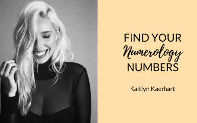 Numerology Life Path Numbers Explained  | Kaitlyn Kaerhart