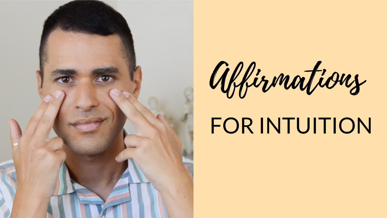 Affirmations for intuition