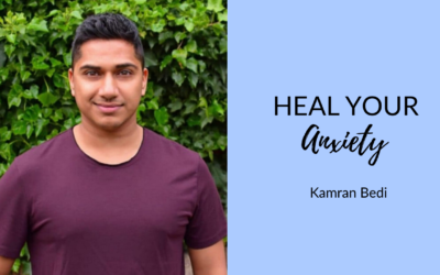 Heal From Anxiety with Integral Eye Movement Therapy (IEMT)